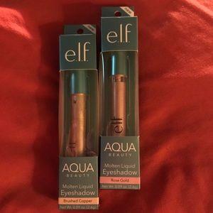 ELF Cream Eyeshadows